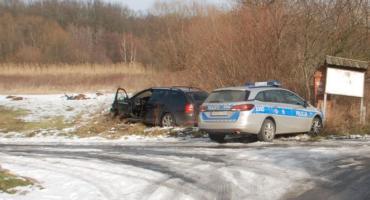 Mieszkaniec powiatu legnickiego zatrzymany za kradzież auta w Lubinie