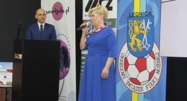 """Okręgowy Związek Piłki Nożnej Legnica podsumował """"Słodką Julkę"""""""