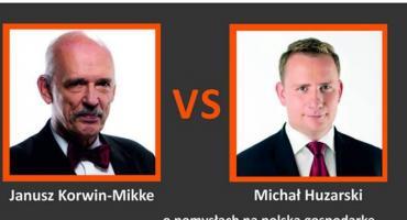 Lider legnickiego SLD zmierzy się z Januszem Korwin-Mikkem