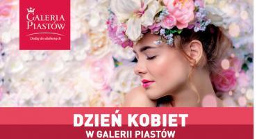 Dzień Kobiet w Galerii Piastów. Moc atrakcji na 8 marca!