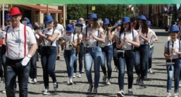Jubileuszowy koncert Dziecięco - Młodzieżowej Legnickiej Orkiestry Dętej