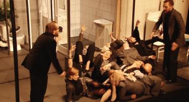 Co się dzieje na teatralnym zapleczu przed premierą