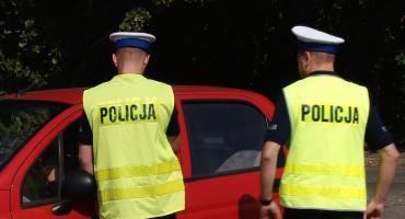 Uwaga kierowcy! Policjanci zwracają uwagę na zapięte pasy