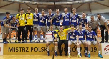 Szczypiorniści Siódemki Huras wicemistrzem Polski juniorów!