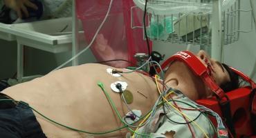 Kwadrans Akademicki: o centrum symulacji medycznej w PWSZ