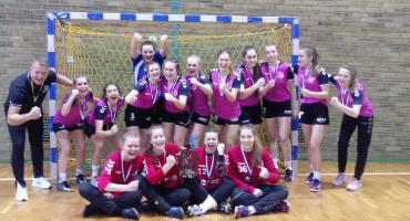Juniorki młodsze UKS Dziewiątka w ćwierćfinale mistrzostw Polski!