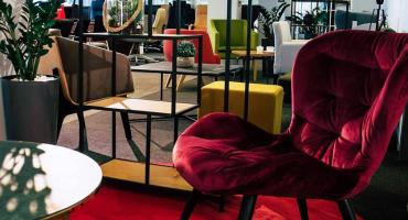 Nowoczesne krzesła do salonu