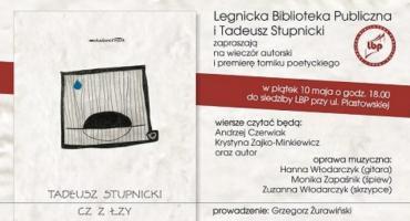 Poetycko i muzycznie - wieczór autorski Stupnickiego