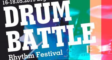 "XV Festiwal Rytmu ""DRUM BATTLE – LEGNICA 2019"""