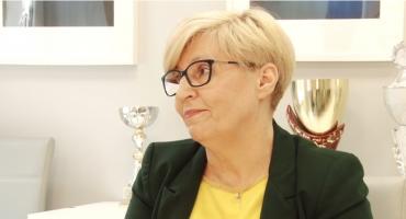 Niski Pressing #16. Prezes Maria Kajdan liczy na futbolowy okrągły stół