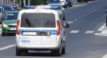 Złodziejka z dzieckiem na rękach trafiła w ręce policjantów