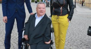 Niepełnosprawni będą protestować pod zegarem na deptaku