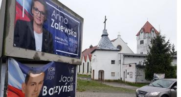 Czy PiS płaci legnickim proboszczom za kampanię wyborczą na parafiach?