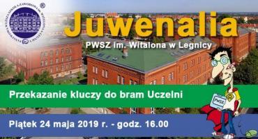 Juwenalia PWSZ w Legnicy - studenci zapraszają do zabawy!
