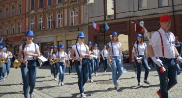 Muzyczna sobota w rynku - Dolnośląski Przegląd Orkiestr Dętych