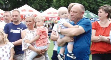 Rodzinny festyn hutników na stadionie przy ul. Grabskiego