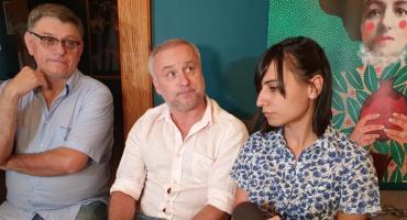 Kulisy polsko-gruzińskiej produkcji teatralnej w Legnicy [WIDEO]