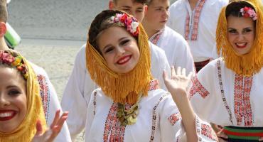 Barwny korowód Kyczery przeszedł przez Legnicę