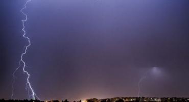 W poniedziałek możliwe w Legnicy gwałtowne burze! Ostrzeżenie IMGW
