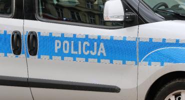 Naćpany kierowca Volkswagena wpadł przy lotnisku na policyjny patrol