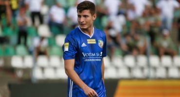 Maciej Koziara nie jest zadowolony ze swojego debiutu w Miedzi