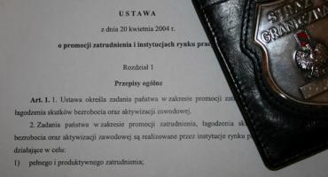 Pogranicznicy z Legnicy na tropie nielegalnie pracujących Ukraińców
