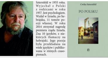 Do Legnicy przyjedzie Cwika Szternfeld. Jego matka uczyła w II LO