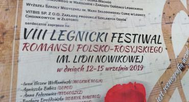 VIII Festiwal Romansu Polsko – Rosyjskiego - muzyka o miłości