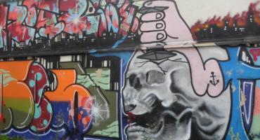 Odkrywaj miejski street art z Galerią Sztuki w Legnicy