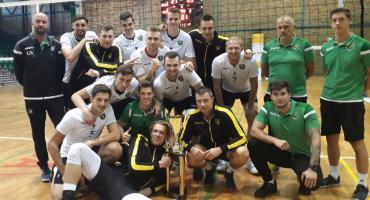 Puchar prezydenta Legnicy dla siatkarzy GKS-u Katowice [ZDJĘCIA]