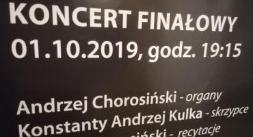 Legnickie Wieczory Organowe. LCK zaprasza na ostatni już koncert