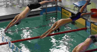 Medale i rekordy pływaków Wankana na zawodach w Zielonej Górze