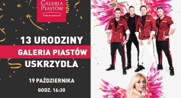 Koncerty, ogniste show i moc prezentów - huczne urodziny Galerii Piastów!