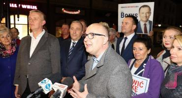 Koalicja Obywatelska na mecie z kampanią. Apel o udział w wyborach