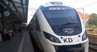 W połowie grudnia z Legnicy do Głogowa pojedziemy pociągiem KD