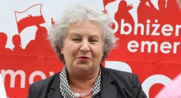 Dorota Czudowska zachowała fotel w Senacie. Pewna wygrana kandydatki PiS