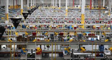 Przed świętami 4,5 tysięcy sezonowych miejsc pracy w Amazonie