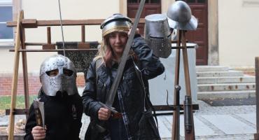 Ostatnie oblężenie XIII-wiecznego Zamku Piastowskiego w tym roku [ZDJĘCIA]