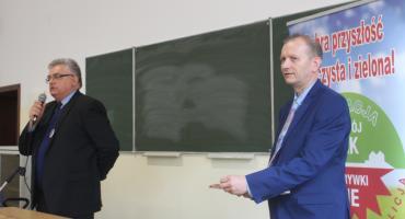 O referendach i legnickiej odkrywce na PWSZ im. Witelona [ZDJĘCIA]