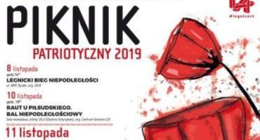 Legnicki Piknik Patriotyczny – program obchodów Dnia Nieodległości