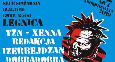 Skorpionalia czyli punkowe brzmienia z TZN Xenna i Izerbejdżanem