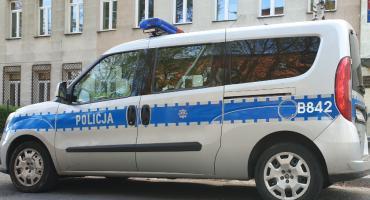 Aresztowany legniczanin usłyszał na komendzie policji ponad 100 zarzutów!