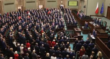 Rozpoczęła się nowa kadencja Sejmu. Elżbieta Witek marszałkiem