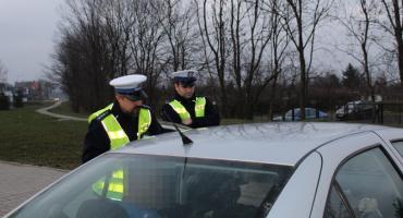 Policja złapała kilku kierowców jeżdżących po mieście bez prawa jazdy