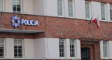 Legnicka policja się remontuje. Oficer dyżurny zmienił miejsce pracy