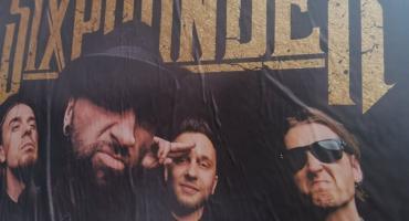 Metalowo w Klubie Spiżarnia. 29 listopada zagra i zaśpiewa The Sixpounder