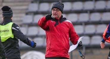 Dominik Nowak nadal będzie trenerem piłkarzy Miedzi Legnica