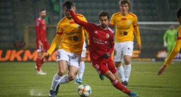 Miedź szczęśliwie zameldowała się w ćwierćfinale Pucharu Polski!