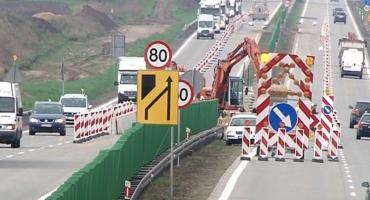 Kolizja na autostradzie A4 niedaleko Legnicy. Są utrudnienia w ruchu!