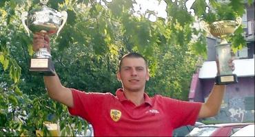 Robert Hojnacki i Rafał Kaczmarek powołani do reprezentacji Polski w Pentanque